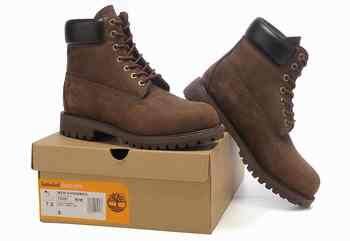 timberland 6 inch homme marron